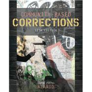 Community-Based Corrections by Alarid, Leanne Fiftal, 9781337687362
