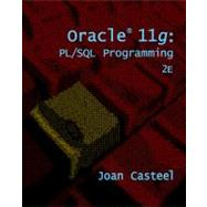 Oracle 11g PL/SQL Programming by Casteel, Joan, 9781133947363