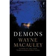Demons by Macauley, Wayne, 9781922147363