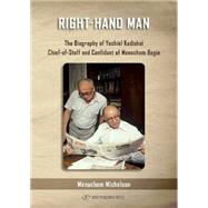 Right Hand Man by Michelson, Menachem, 9789652297365