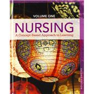 Nursing A Concept-Based Approach to Learning Volume I, I, III Plus MyNursingLab with Pearson eText -- Access Card Package by Pearson Education, 9780133937367