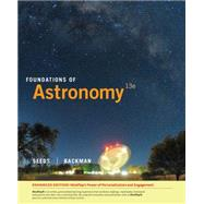 Foundations of Astronomy, Enhanced by Seeds, Michael A.; Backman, Dana, 9781305957367