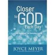 Closer to God Each Day by Meyer, Joyce, 9781455517367