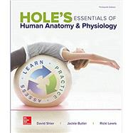 Hole's Essentials of Human Anatomy & Physiology by Shier, David; Butler, Jackie; Lewis, Ricki, 9781259277368
