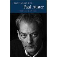 Conversations With Paul Auster by Hutchisson, James M., 9781617037368