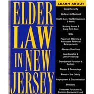 Elder Law in New Jersey : Finding Solutions for Legal Problems by Dueker, Alice K., 9780813527369