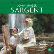 John Singer Sargent 2016 Wall Calendar by Metropolitan Museum Of Art, 9781419717369