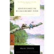 Adventures of Huckleberry Finn by TWAIN, MARKSAUNDERS, GEORGE, 9780375757372