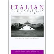 Italian Cityscapes by Foot, John, 9780859897372