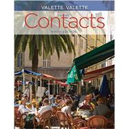Bundle: Contacts: Langue et culture françaises. 9th + iLrn™ Heinle Learning Center, 4 terms (24 months) Printed Access Card + SAM by Valette, Jean-Paul; Valette, Rebecca M., 9781133547372