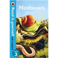 Minibeasts by Baker, Chris; Howarth, Dan, 9780241237373