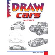 Draw Cars by Dubosque, Doug, 9780939217373