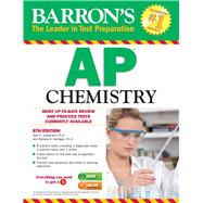 Barron's Ap Chemistry by Jespersen, Neil D., Ph.d.; Kerrigan, Pamela K., Ph.D., 9781438007373