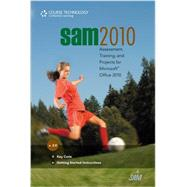 SAM 2010 Assessment, Training, and Projects V2. 0 Printed Access Card by Course Technology, 9781111667375
