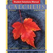Calculus by Hughes-Hallett, Deborah; Gleason, Andrew M.; McCallum, William G.; Cangelosi, Rick (CON); Clark, Scott (CON), 9781118217375