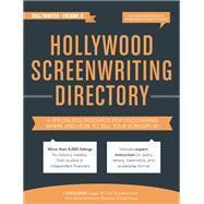 Hollywood Screenwriting Directory by Douma, Jesse; Perez, Dinah, 9781440347375