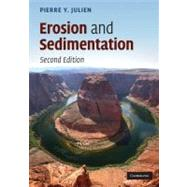 Erosion and Sedimentation by Pierre Y. Julien, 9780521537377