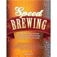 Speed Brewing by Izett, Mary, 9780760347379