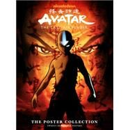 Avatar: The Last Airbender; the Poster Collection by , 9781616557379