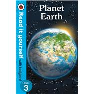 Planet Earth by Ladybird, 9780241237380