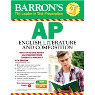 Barron's Ap English Literature and Composition by Ehrenhaft, George, 9781438007380