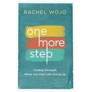 One More Step by WOJO, RACHEL, 9781601427380