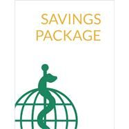 Examination of Orthopedic & Athletic Injuries, 4th ed. + Orthopedic and Athletic Injury Examination Handbook, 3rd Ed. by Starkey, Chad, Ph.D., 9780803647381