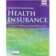 Understanding Health Insurance (Book Only) by Green, 9781305647381