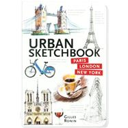 Urban Sketchbook by Ronin, Gilles, 9781441317384