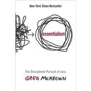Essentialism by MCKEOWN, GREG, 9780804137386