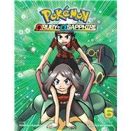 Pokemon Omega Ruby & Alpha Sapphire 6 by Kusaka, Hidenori; Yamamoto, Satoshi, 9781421597386
