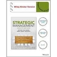 Strategic Management by Dyer, Jeff; Godfrey, Paul; Jensen, Robert; Bryce, David, 9780470937389