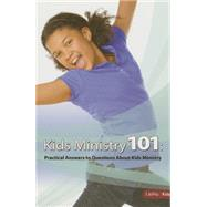 Kids Ministry 101 by Lifeway Church Resources, 9781415867389