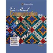 INTERCULTURAL COMMUNICATION READER by Samovar, 9781285077390