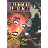 Strange Suspense: The Steve Ditko Archives 1 by Ditko, Steve; Bell, Blake, 9781606997390