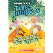 Escape from Egypt: A Branches Book (Time Jumpers #2) by Mass, Wendy; Vidal, Oriol, 9781338217391