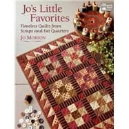 Jo's Little Favorites by Morton, Jo, 9781604687392