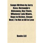 Songs Written by Jerry Ross by , 9781158637393