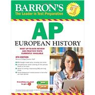 Barron's AP European History by Barrons Test Prep, 9781438007397