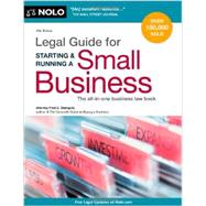 Legal Guide for Starting & Running a Small Business by Steingold, Fred S., 9781413317398