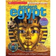 Scholastic Discover More: Ancient Egypt by Arlon, Penelope, 9780545627399