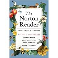 NORTON READER-MLA UPDATED by Unknown, 9780393617405