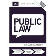 Q&A Public Law by Glancey; Richard, 9781138787407