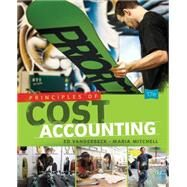 Principles of Cost Accounting, 17th Edition by Vanderbeck, Mitchell, 9781305087408