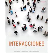 Interacciones by Spinelli, Emily; Garcia, Carmen; Galvin Flood, Carol E., 9781111827410
