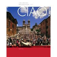 Student Activity Manual for Riga/Phillips' Ciao!, 8th by Riga, Carla Larese; Phillips, Irene, 9781133607410
