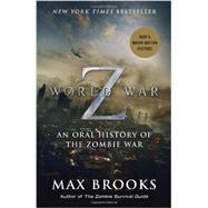 World War Z (Movie Tie-In Edition) by BROOKS, MAX, 9780770437411