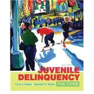 Juvenile Delinquency by Siegel/Welsh, 9781305577411
