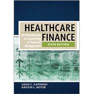 Healthcare Finance: An Introduction to Accounting and Financial Management by Gapenski, Louis C., 9781567937411