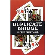 Duplicate Bridge by Sheinwold, Alfred, 9780486227412